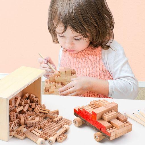 Picture of Kidus儿童大颗粒积木拼装玩具