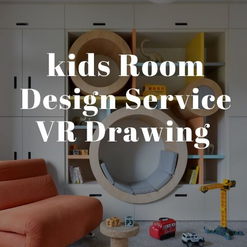 Picture of VR Drawing Consult Service - Kids Room