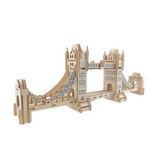 Picture of 3D立体木质拼图 - 伦敦大桥