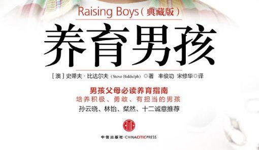 Picture of 养育男孩:培养积极、勇敢、有担当的男孩》 by 史蒂夫·比达尔夫