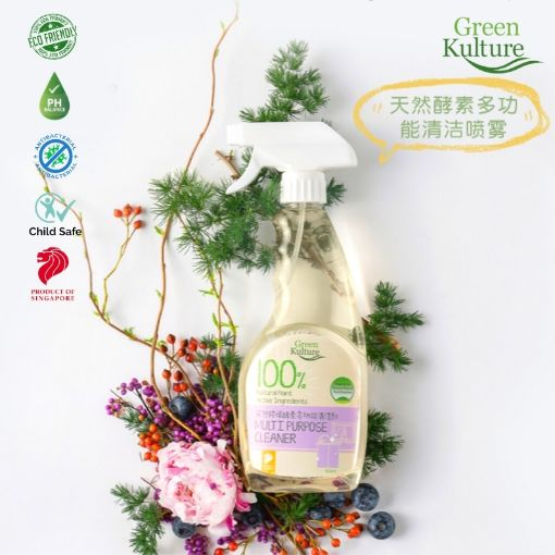 Picture of Green Kulture天然环保酵素多功能清洁喷雾 - 500ml