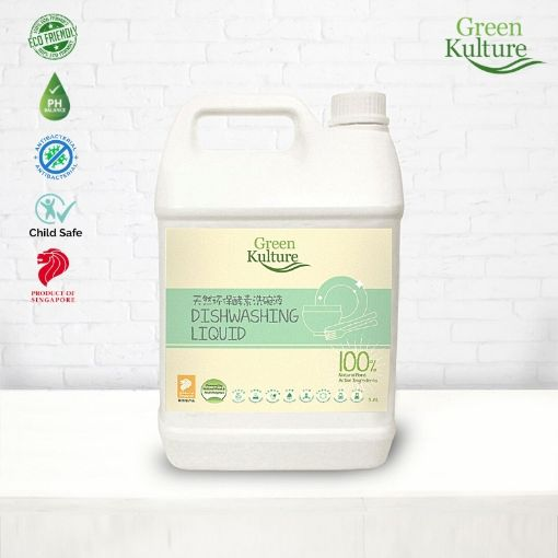 Picture of Green Kulture天然环保酵素洗碗液 - 5L