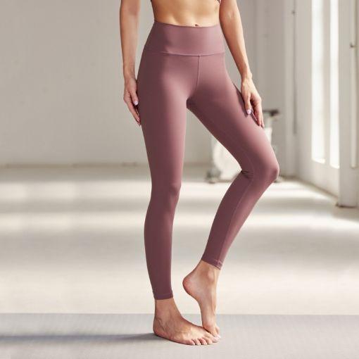 Picture of 瑜伽高腰提臀紧身裤